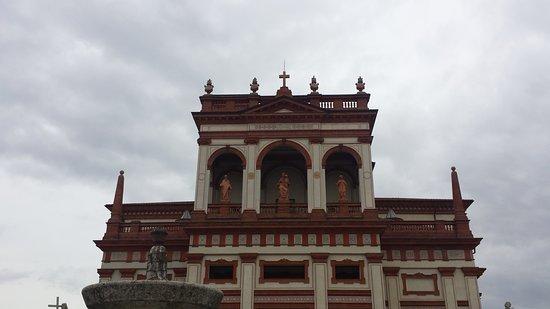 Santuario della Bozzola: SANTUARIO...
