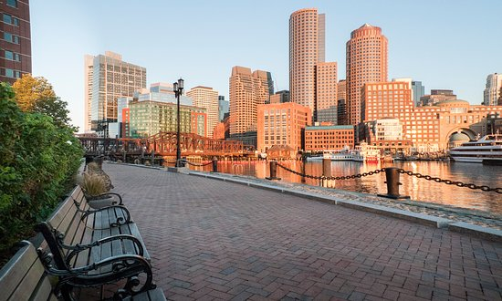 "Cambridge, MA:  ""Historical culture and cuisine at your fingertips"