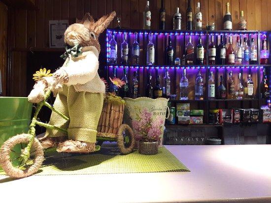 Govedartsi, Bulgaria: Easter rabbit...