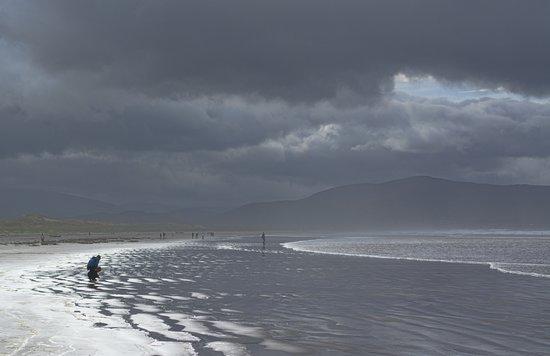 Inch Beach, Western Ireland