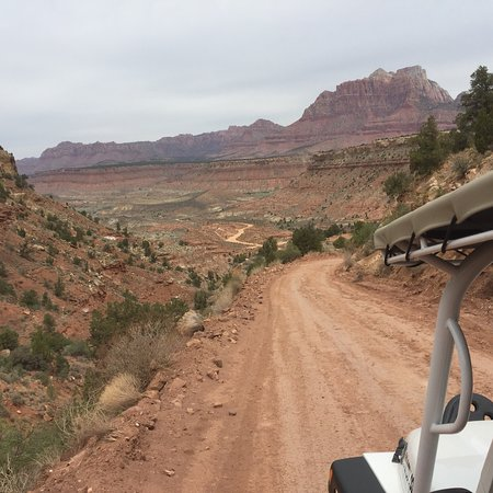 Zion Country Off-Road Tours: photo1.jpg