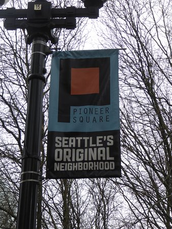 Pioneer Square: Banner