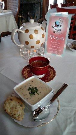Anoka, MN: Celebration cake, enough for 2 to 4. Wild Rice soup.