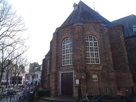 Rijksmonument Joriskerk Venlo