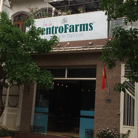 Sơn La, Việt Nam: Toàn  cảnh centrofarms