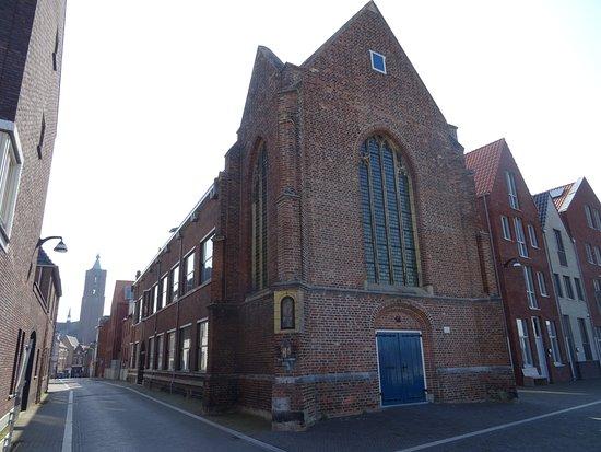"""""""Voormalige Sint Jacobskerk Venlo uit het jaar 1533"""""""