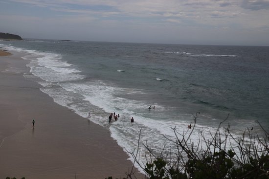Swansea, Australia: View from the top