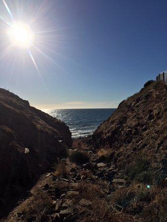 Marion, Australia: One view along the Marino Coastal Boardwalk.