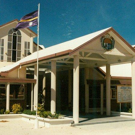 Nauru Government House