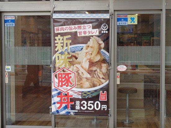 最近は豚丼まで発売してしまいました