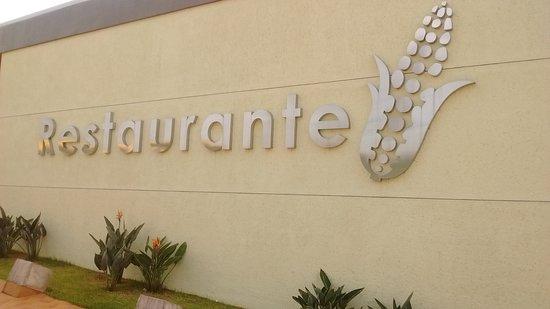Florestal, MG: Logomarca do Restaurante