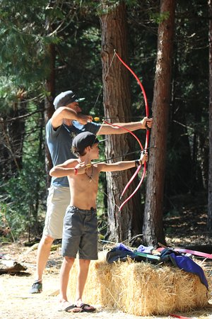 Trinity Center, CA: Archery