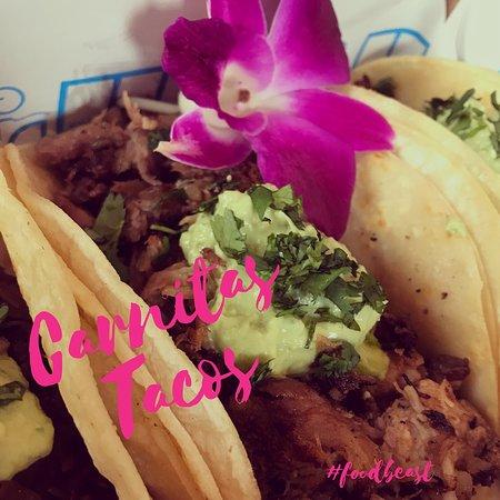 Copperopolis, كاليفورنيا: Carnitas Tacos