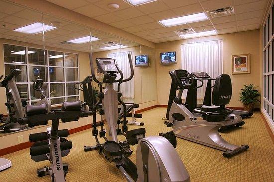 Hilton Garden Inn Springfield: Health club