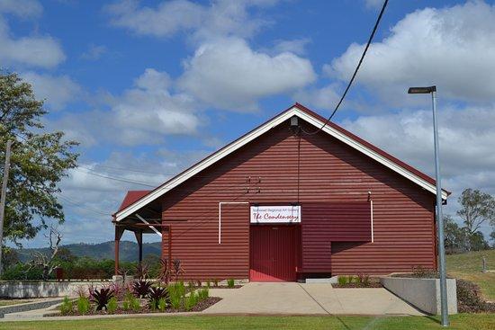 Esk, Australie : Somerset Regional Art Gallery - The Condensery