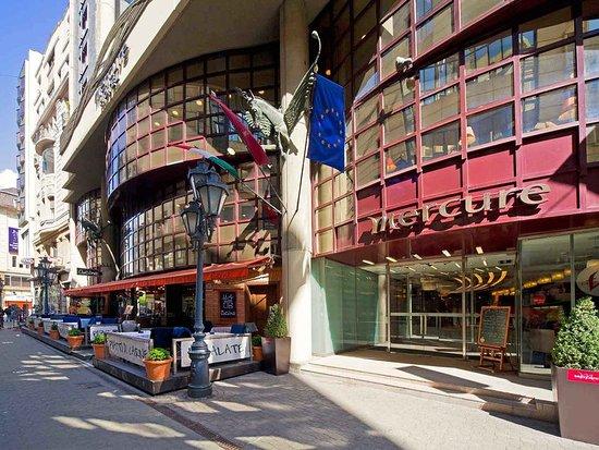 Mercure budapest city center hotel ungheria prezzi 2018 for Soggiorno budapest