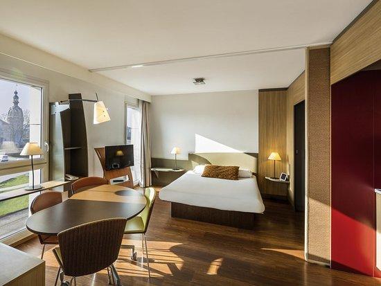 Adagio city aparthotel nantes centre recenze a srovn n for Aparthotel nantes