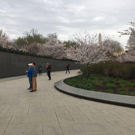 Very nice memorial...inspiring