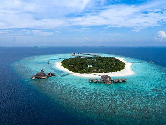 Anantara Kihavah Maldives Villas: Exterior
