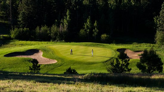 The Lodge at Angel Fire Resort: Golf at the Angel Fire Country Club