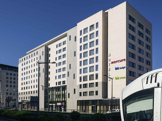 Hotel Mercure Lyon Gare Part Dieu