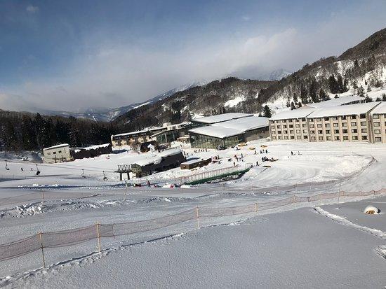 Tangram Ski Circus