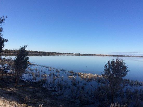 Wagin, Úc: Lake shore
