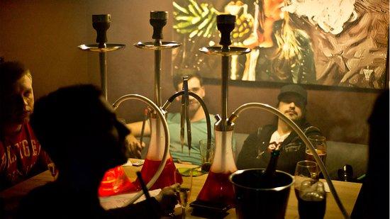 Ypsilon Shisha Bar