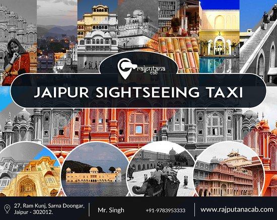 Rajputana Cab