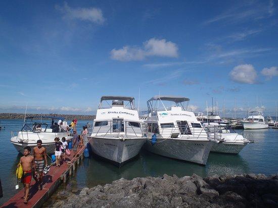 Scuba Company Marine Sports Guam