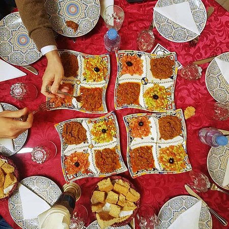 Rabat-Sale-Zemmour-Zaer Region, Morocco: Rabat Cooking Class