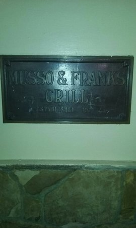 Musso & Frank Grill: 20180404_205450_large.jpg