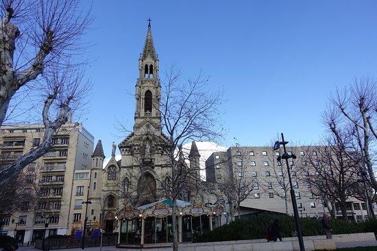 Eglise Sainte-Perpetue et Sainte-Felicite de Nimes