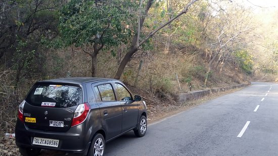 Hariana, India: En route the hills