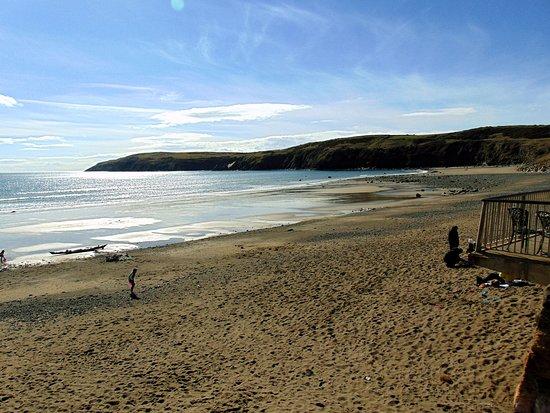 Aberdaron Beach