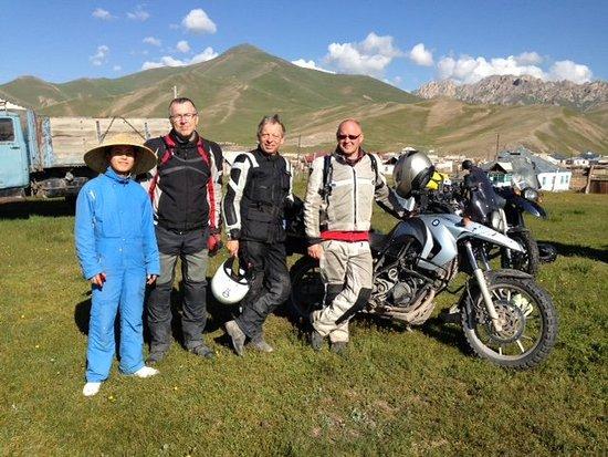 Sary-Tash, Kirgisistan: getlstd_property_photo