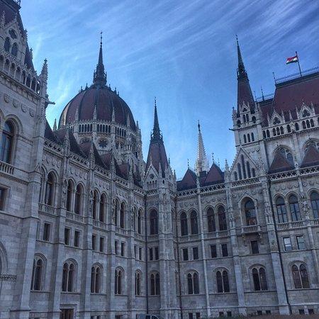 Самое известное здание Будапешта