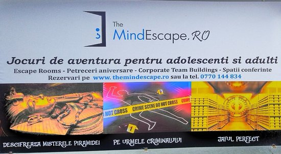 The Mind Escape Ploiesti