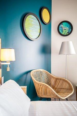Best Western Plus Vannes Centre Ville: Chambre Confort hôtel BEST WESTERN PLUS Vannes centre-ville