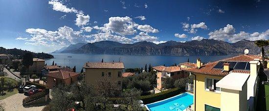 Wellness Hotel Casa Barca: Panoramic View
