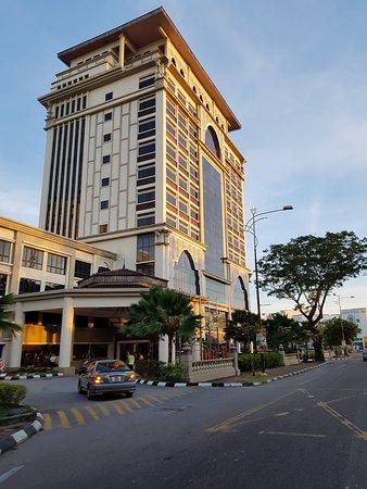 Лучший отель в Кота-Бару