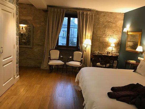 Hotel Spa Relais & Chateaux A Quinta da Auga : Juste parfait