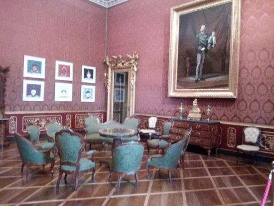 salotto piano nobile