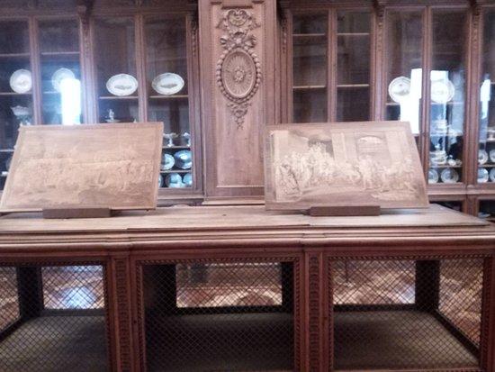 biblioteca della regina margherita
