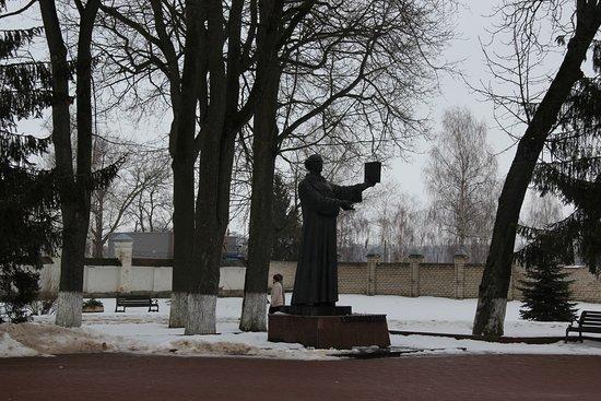 Symon Budny Monument
