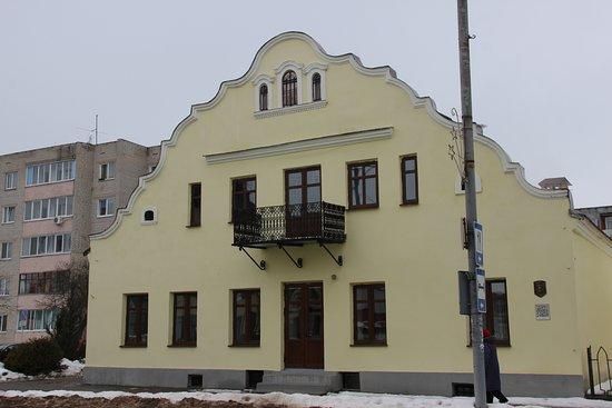 Nesvizh, Belarus: Дом на Рынке
