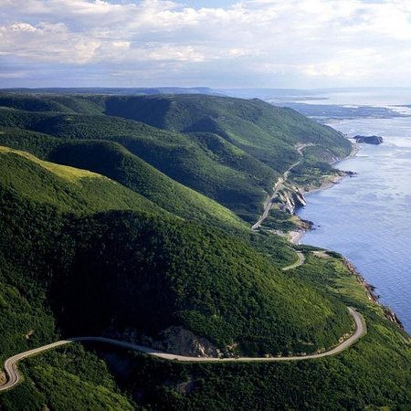 ‪‪Belle Cote‬, كندا: cabot trail  ‬