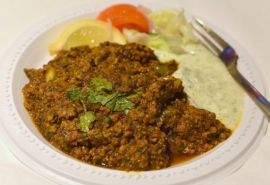 The Viceroy: keema