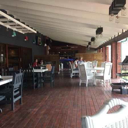 Koffiekan Plaaswerf Restaurant