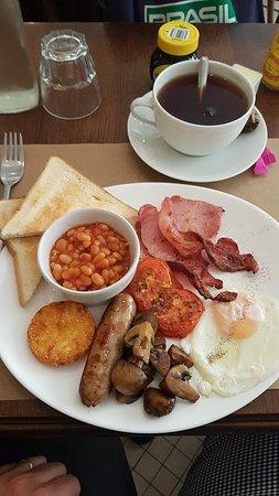 The Breakfast Club: English breakfast